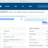 BTC Withdraw Stolen and change from Bitcoin.com