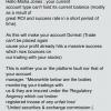 BTC mining scam